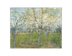 The Pink Orchard, 1888 Giclee Print by Vincent van Gogh at Art.com