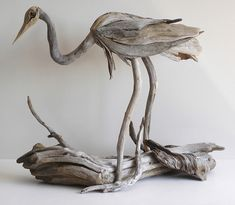 20 The Most Amazing Driftwood Sculptures You Will See Here