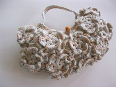Ravelry: auchgan's A Bouquet Bag