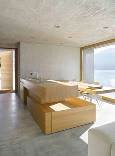 house in Ranzo, Wespi de Meuron Romeo Architects