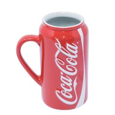 Coke Can Sculpted Mug - Drinkware - Goods | Coke Store
