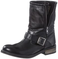 #Buffalo #Bootie #Damen #schwarz