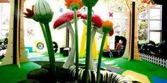Charlestown Square Secret Garden Playspace #play #equipment