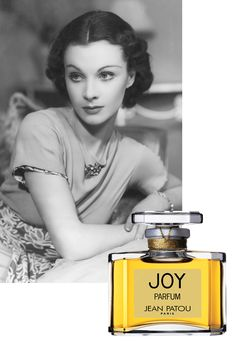Vivien Leigh: Joy by Jean Patou  - TownandCountryMag.com