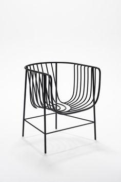 """elunami: """"sekitei chair Photo by Masayuki Hayashi, 2011 Via nendo """""""