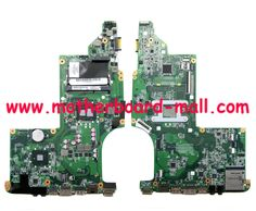 Replacement for HP 637212-001 Laptop Motherboard