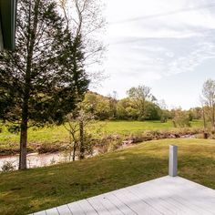 Almost caught the big one! A look at one of the two year-round creeks at our listing in #ForestMeadows! #ForSale #NCR #KingstonSprings #Wildlife #Fishing
