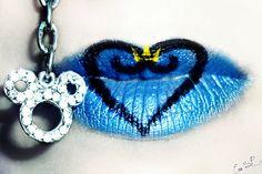 kingdom of hearts lips