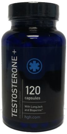 Increase your testosterone levels with this amazing testosterone supplement by HGH.com. This exclusive blend will increase testosterone levels, which are a benefit when it comes to physical activity as well as sexual staying power and libido enhancement for men.