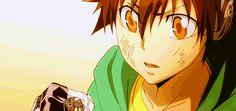 Tsuna va a ser un jefe tan increíble con el vongola giotto primo!! se parecen mucho tienen una personalidad cálida.