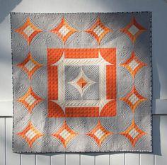 4. One Wonderful Curve (Book) Sew Kind Of Wonderful quilt pattern