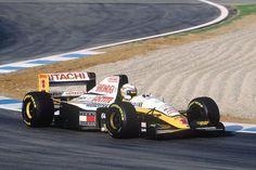 F1 Pictures, Alex Zanardi Lotus - Mugen Honda 1994