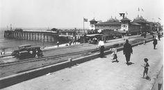 Vintage Redondo Beach, California