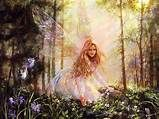 Fairy Art and Silhouette by Liza