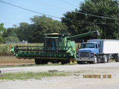John Deere 9510 Maximizer combine near Tri Green Tractor in Flora