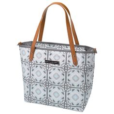 Petunia Pickle Bottom Diaper Bag Mini Downtown Tote Glazed Sleepy Seychelles #laylagrayce