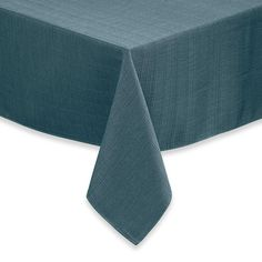 Noritake® Colorwave 52-Inch x 70-Inch Oblong Tablecloth in Turquoise