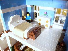 Avenue Saint-Jacques: A LEGO® creation by Andrew T : MOCpages.com