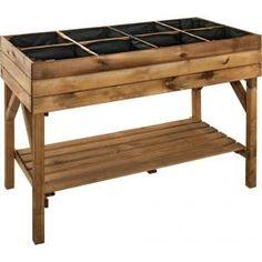 1000 ideas about potager sur lev on pinterest pottery. Black Bedroom Furniture Sets. Home Design Ideas