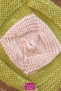 Swirly Square Stitch Knitting Pattern Dizzy yet? The Swirly Square pattern is so cozy, whimsical, and modern. I love its texture, curving seams and the entire graphic look of the Swirly Sq. Knitting Videos, Easy Knitting, Knitting Stitches, Knitting Projects, Knitting Patterns, Crochet Patterns, Knitting Sweaters, Crochet Hooks, Free Crochet