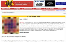 Medio: Sao Paulo Brazil http://feest.com.br/Conversa-aberturaTalk-opening-Julio-Le-Parc-Uma-busca-continua-Sao-Paulo-SP-03-10