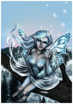 Winter Magic by =RomanticFae on deviantART *~