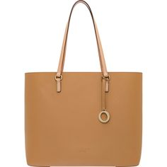 Estate Tote in Natural Tigerlily  bfe72a8818b43