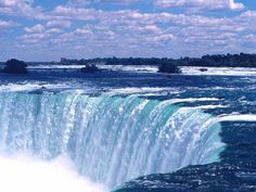 Visit Niagara Falls **COMPLETED**