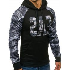 Camouflage Letters Pattern #hoodieformen for Men #New_Arrival Price : $25.23 - Durable cozy to wear made of cotton and polyester- Fashionable ideal for many occasions ... Letter Patterns, Hoodies, Sweatshirts, Camouflage, Street Wear, Menswear, Cozy, Letters, Cotton