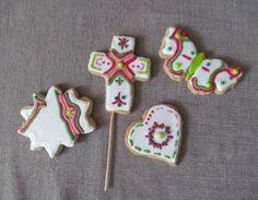 Galletas decoradas comunión