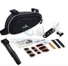 NEW Multi function Cycling Bicycle tools Bike repair kits with Pouch Pump-in Bicycle from Sports & Entertainment on Aliexpress.com