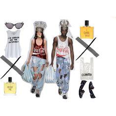 """ashish"" by fashionbrillablog on Polyvore"