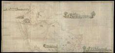 Kaart van Zuid-Afrika; bovenste helft, attributed to Robert Jacob Gordon, 1786 - Search - Rijksmuseum