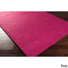 Hand Woven Hale Contemporary Braided New Zealand Area Rug