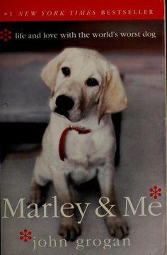 John Grogan - Marley & Me - Io e Marley #animals