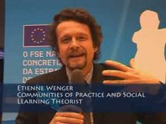 "Interview with Etienne Wenger about Communities of Practice. I particularly like the part about ""social artist"" I can share this with colleagues and staff Professional Learning Communities, Effective Teaching, Skills To Learn, Collaboration, Interview, Knowledge, University, How To Apply, Community"