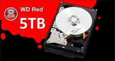 Western Digital prepara sus nuevos discos Duros Red y Green de 5TB
