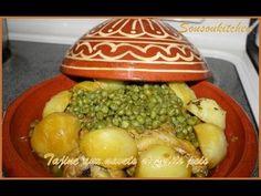 Tajine de poulet,navets et petits pois-طاجين الدجاج واللفت و جلبانة/Chicken Tajine - YouTube