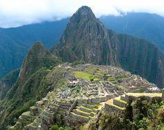#PotentialistCanada - Trip Purpose 2: Travel and have new adventures - Visiting the ancient citadel of Machu Picchu, Peru