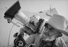 Ansel Adams y su Hasselblad