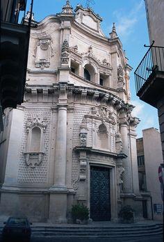 Chiesa San Matteo - Lecce (dal sito http://www.viaggiareinpuglia.it)
