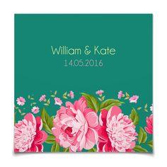 Antwortkarte Blütenzauber in Smaragd - Postkarte quadratisch #Hochzeit #Hochzeitskarten #Antwortkarte #kreativ #modern https://www.goldbek.de/hochzeit/hochzeitskarten/antwortkarte/antwortkarte-bluetenzauber?color=smaragd&design=2ef22&utm_campaign=autoproducts