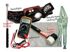 Five Tools Every Boater Should Carry. mmmm- I have 3/5