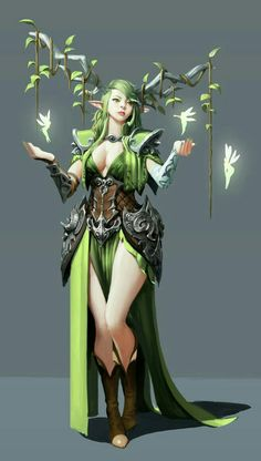 Elfes Sylvestres
