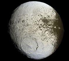 Nello Spazio come sulla Terra: il mistero delle valanghe più veloci del Sistema Solare