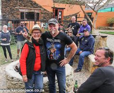 A New Life in the Platteland - Karoo Space Larry Hogan, New Life
