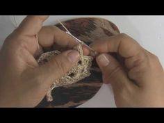 REGALO A LAS MADRES - MODELO PALO DE ROSA TEJIDO EN CROCHET - YouTube