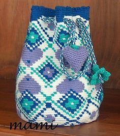 Mochila Bag for girls 19x26cm.