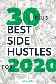 Everyone can benefit from making some extra money. This list of side hustle ideas can help you accomplish just that! Use your side hustle to create passive income, make money at home, and bring in extra cash for your financial goals.