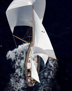 Wallpaper of Boat and yacht sailing at ocean sea Yacht Boat, Sail Away, Boat Design, Luxury Yachts, Wooden Boats, Tall Ships, Water Crafts, Sailing Ships, Sailing Boat